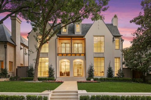 house in Dallas